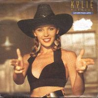 Kylie Minogue - Never Too Late cover