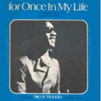 Stevie Wonder - For Once In My Life cover