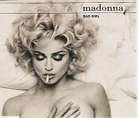 Madonna - Bad Girl cover