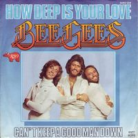 Bee Gees - How Deep Is Your Love cover