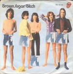 Rolling Stones - Brown Sugar cover