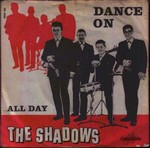 The Shadows - Dance On cover