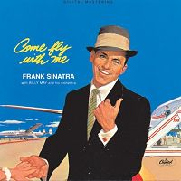 Frank Sinatra - Come Fly With Me cover