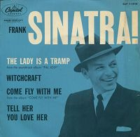 Frank Sinatra - Witchcraft cover