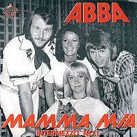 ABBA - Mamma Mia cover
