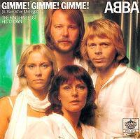 ABBA - Gimme Gimme Gimme cover
