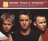 911 - More Than A Woman cover