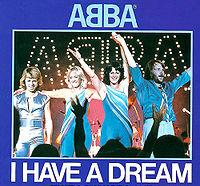 ABBA - I Have A Dream cover