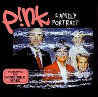 Pink - Family Portrait cover