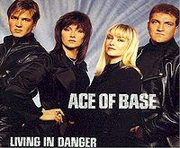 Ace of Base - Living In Danger cover