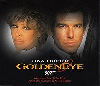 Tina Turner - Golden Eye (James Bond theme) cover
