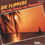 Die Flippers - Die rote Sonne von Barbados cover