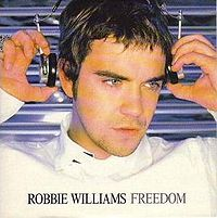 Robbie Williams - Freedom 96 cover