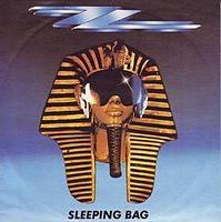 ZZ Top - Sleeping Bag cover