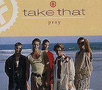 Take That - Pray cover