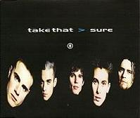 Take That - Sure cover