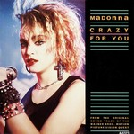 Madonna - Crazy For You cover
