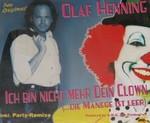 Olaf Henning - Ich bin nicht mehr Dein Clown cover
