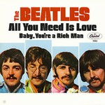 Beatles - Baby You're A Rich Man cover