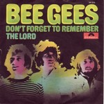 Bee Gees - Don't Forget To Remember cover
