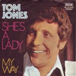 Tom Jones - She's A Lady cover