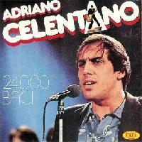 Adriano Celentano - 24000 baci cover