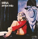 Mina - Amor mio cover
