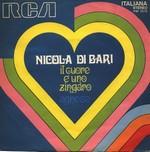 Nicola di Bari - Il cuore è uno zingaro cover