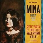 Mina - Città vuota cover
