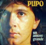 Pupo - Un amore grande cover