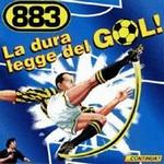 883 - La dura legge del goal cover
