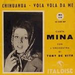 Mina - Chihuahua cover