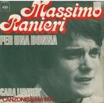 Massimo Ranieri - Per una donna cover