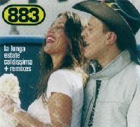 883 - La lunga estate caldissima cover