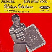 Adriano Celentano - Blue-jeans rock cover
