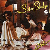 Sister Sledge - He's the greatest dancer cover
