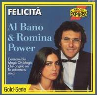 Al Bano & Romina Power - Ciao, Auf Wiedersehen, Goodbye cover