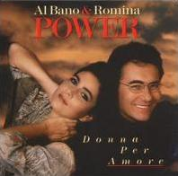 Al Bano & Romina Power - Tenero e testardo cover