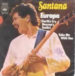 Santana - Europa cover