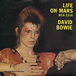 David Bowie - Life On Mars? cover
