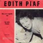 Edith Piaf - Non, je ne regrette rien cover
