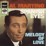 Al Martino - Blue Spanish Eyes cover
