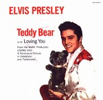 Elvis Presley - (Let Me Be Your) Teddy Bear cover