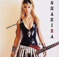 Shakira - Objection (Tango) cover