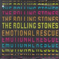 Rolling Stones - Emotional Rescue cover