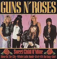 Guns 'N Roses - Sweet Child O' Mine cover