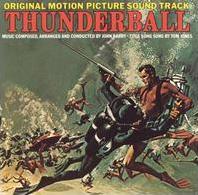 Tom Jones - Thunderball (from James Bond) cover