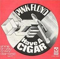 Pink Floyd - Have A Cigar cover