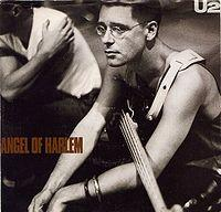 U2 - Angel Of Harlem cover