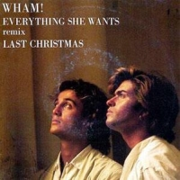 Wham - Everything She Wants cover